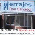 Carpinteria Y Herrajes Don Salvador
