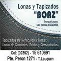 Boaz Tapizados