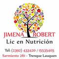 Nutricionista Jimena Robert