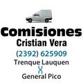 Comisiones Cristian Vera