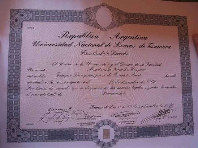 Abogada Marianela Vasquez