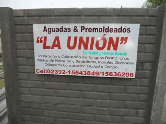 Premoldeados La Union