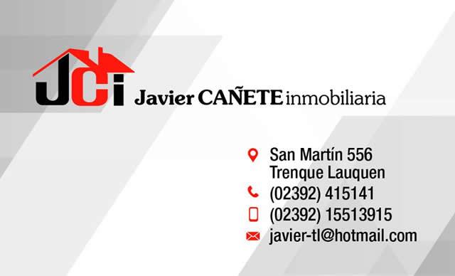 Javier Cañete Inmobiliaria