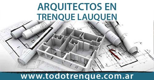 Arquitectos en Trenque Lauquen