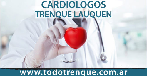 Cardiólogos en Trenque Lauquen