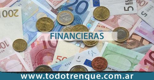 Financieras en Trenque Lauquen