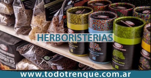 Herboristerías en Trenque Lauquen