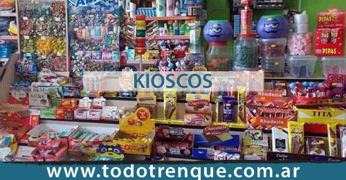 Kioscos en Trenque Lauquen