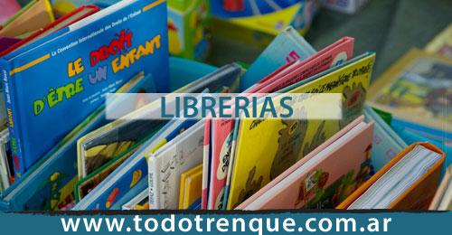Librerías en Trenque Lauquen