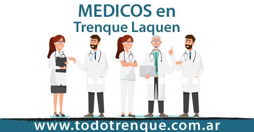 Médicos clínicos en Trenque Lauquen