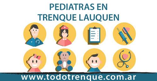 Pediatras en Trenque Lauquen