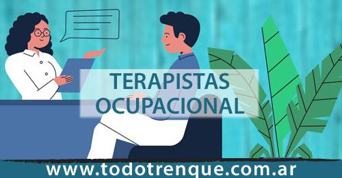 Terapista Ocupacional en Trenque Lauquen