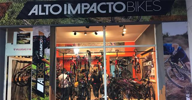 Alto Impactó Bike