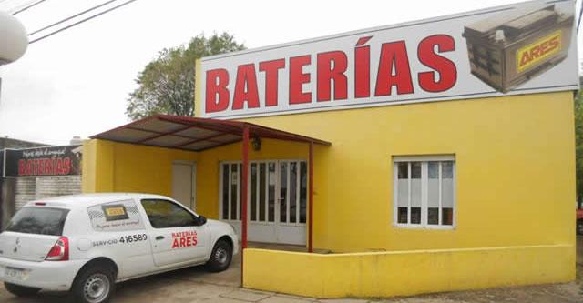 Baterias Ares