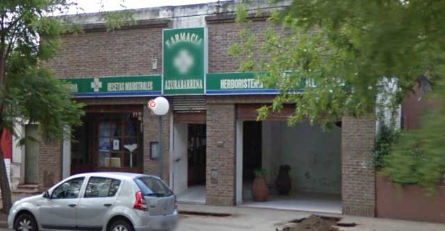 Farmacia Azurabarrena
