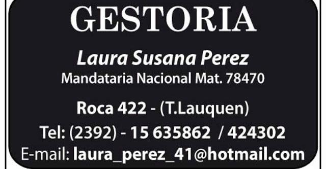 Gestoria Susana Perez