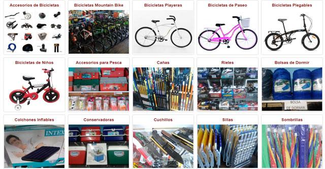 Gran Prix - Bicicleteria y Nautica