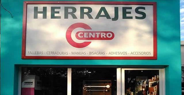 herrajes centro