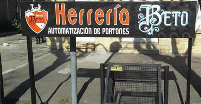 Herrería Beto