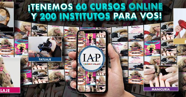 IAP Instituto Argentino de Peluqueria