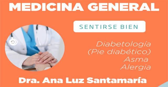Ana Luz Santamaria