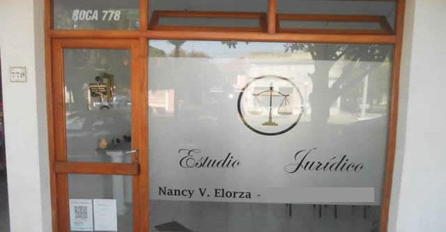 Estudio Jurídico Nancy V. Elorza