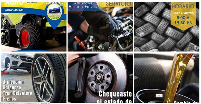 Neumáticos Martinez