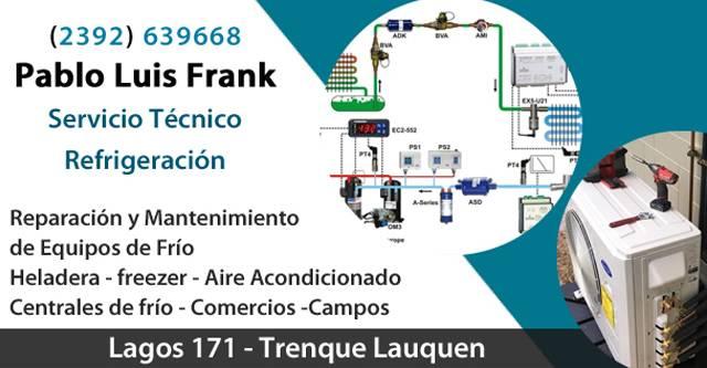 Refrigeración Pablo Luis Frank