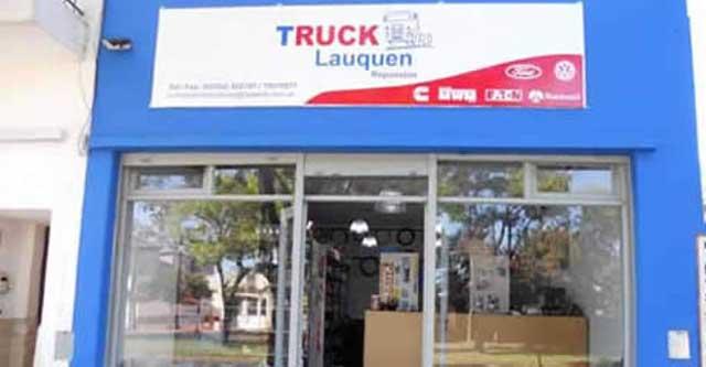 Truck Lauquen