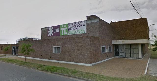 UTN Universidad Tecnológica Nacional Trenque Lauquen